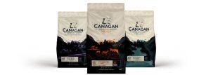 Canagan Dog Food Packaging Law Print Pack New Range
