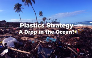 EU Plastics Strategy a Drop in The Ocean