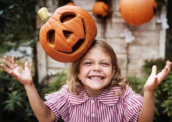 Sustainability and halloween