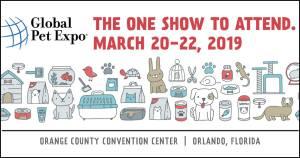 Law Print Pack at Global Pet Expo 2019 - Orlando, Florida