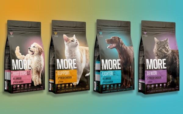 MORE Dog & Cat Food
