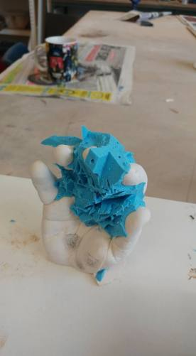 hand casting 19
