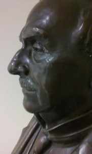 Albert bust