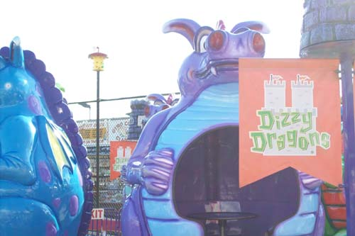 Dizzy Dragons