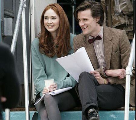 The Two New Stars of Series Five
