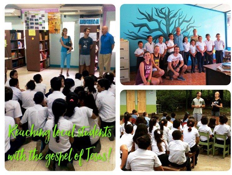 Evangelism in Local Schools