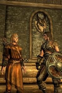 Deirdre and Lydia