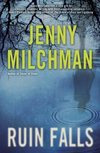 Review & Interview – Ruin Falls by Jenny Milchman