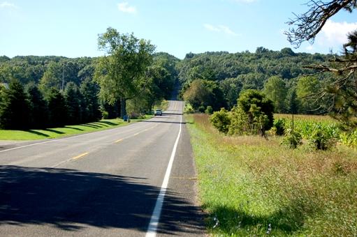6th Street hill