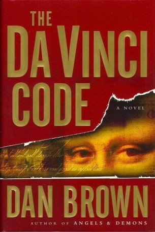 Da Vinci Code book cover