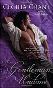 A Gentleman Undone book cover