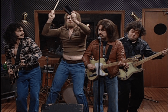Pic of SNL More Cowbell Skit