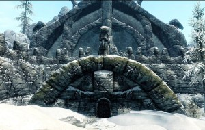 Pic of Forelhost in Skyrim