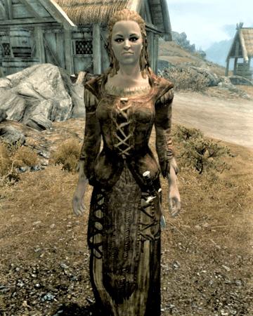 Pic of Gwendolyn at Battle-Born Farm