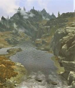 White River pools