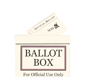 Vote on May 2nd for you local councillor