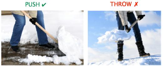 shovel pics