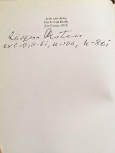 My autographed copy :)