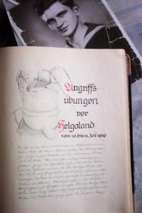 Högel's wartime diaries....