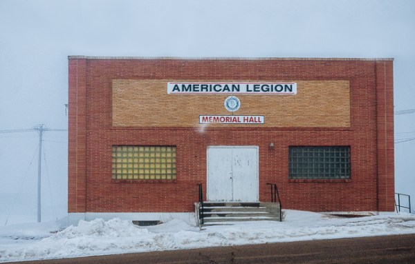 American Legion, Photography, 30 x 21 matted and framed, $250.