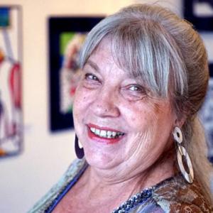 Linda Moore Logan, photo credit: Jeff Cancelosi