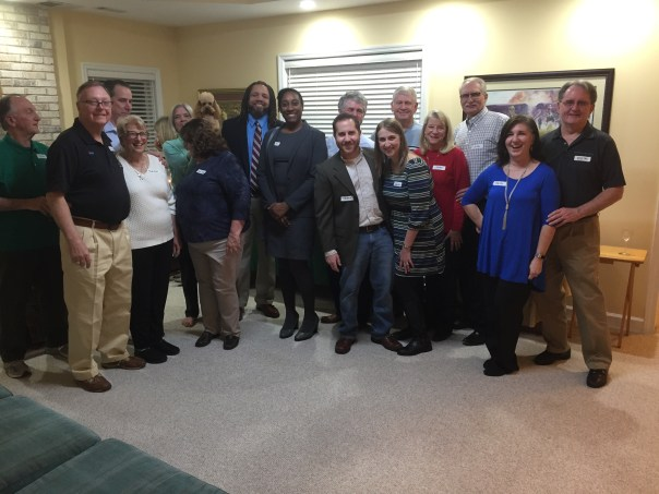 Rotary Club of Lawrenceville Gathering