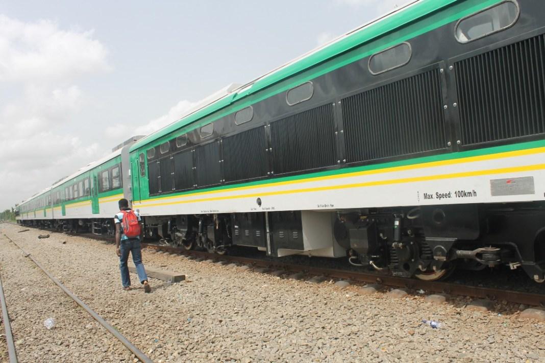 Abuja-bound Train