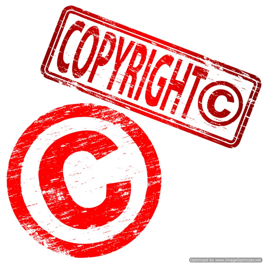 everything about the copyright