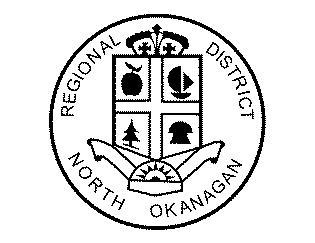 REGIONAL DISTRICT OF NORTH OKANAGAN. BOARD of DIRECTORS