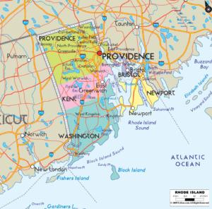 Rhode Island Auto Accident Laws