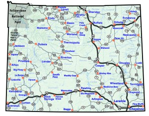 Wyoming Auto Accident Laws