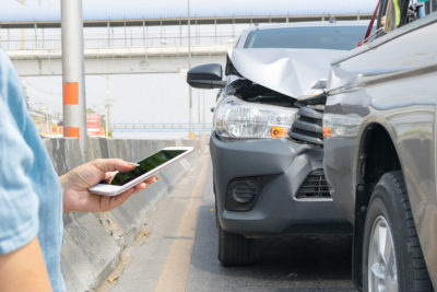 I Got Into a Car Accident -- Now What?