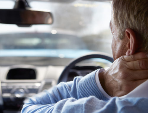 How to Prevent Whiplash in a Car Accident