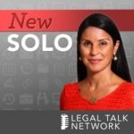 New Solo Podcast Logo