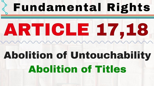 Abolition of titles