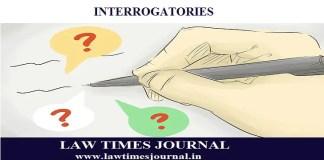 Interrogatories