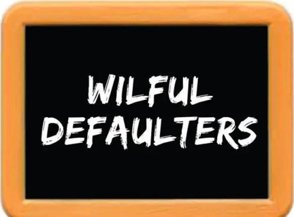 defaulters