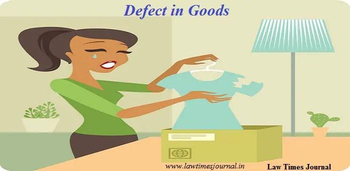 Defect in Goods