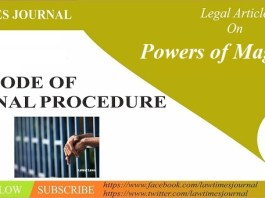 Powers of Magistrate