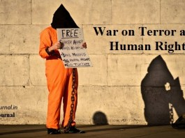 war on terror and human rights