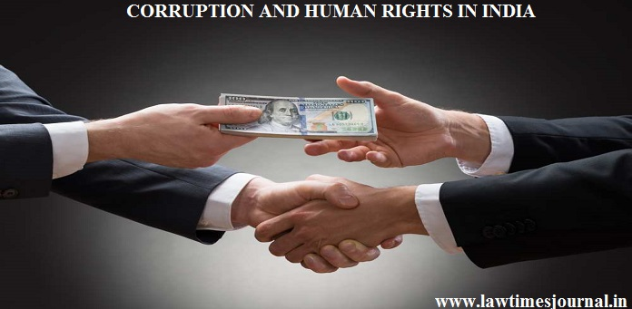 Corruption & human rights in India
