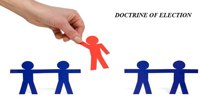 Doctrine of election