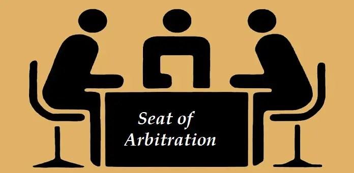 Seat of Arbitration