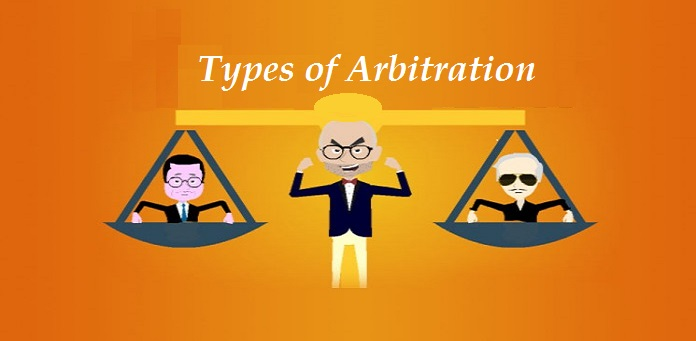 type of arbitration