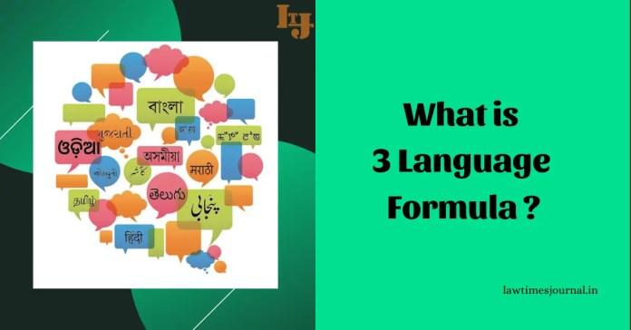 three language formula