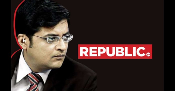Republic TV sends legal notice to Indian Express for the story on Arnab Goswami