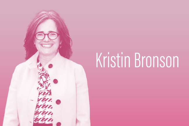 Kristin Bronson Top Women 2021