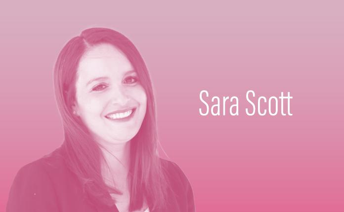 Sara Scott Top Women 2021