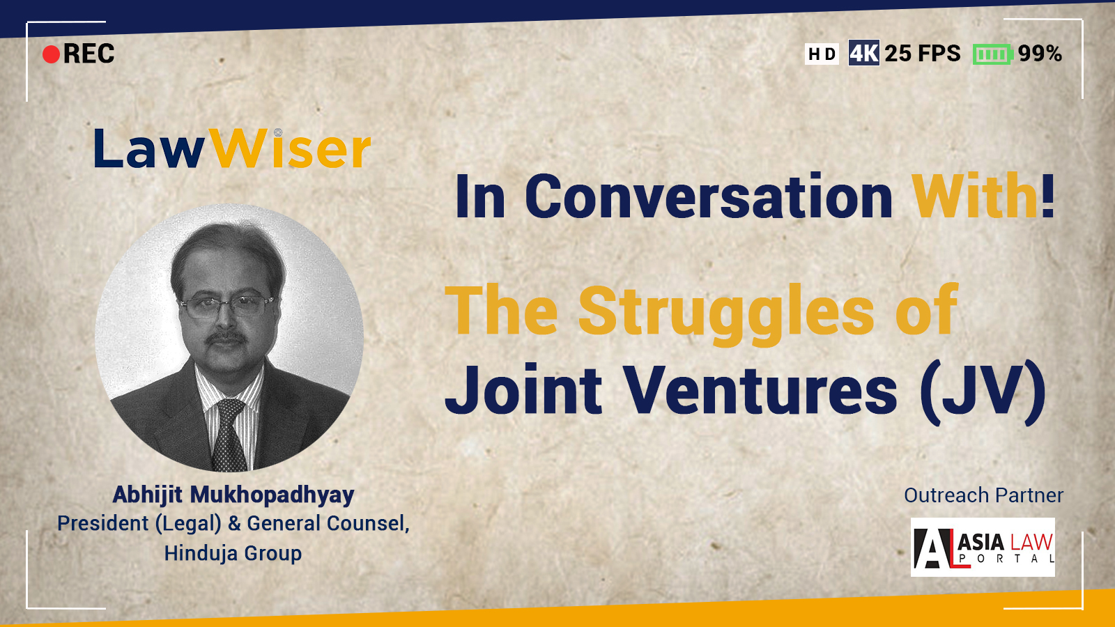 In Conversation - The Struggle of Joint Ventures