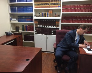 Trust Litigation Attorney Reed Bloodworth Lawyer Fights